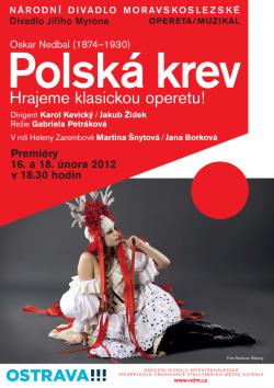 Opereta - Polská krev